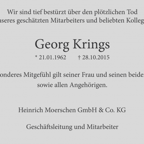 Georg Krings